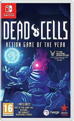 Dead Cells Game of the Year Edition Nintendo Switch Game 16+ Years