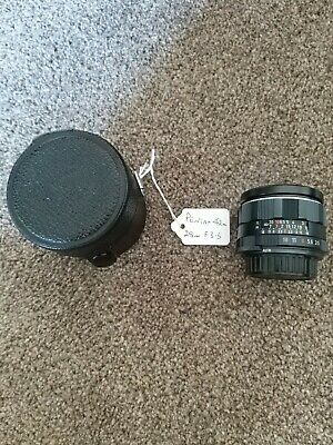 Asahi Pentax Super Multi Coated Takumar 1:3.5 28mm Lens Screw mount