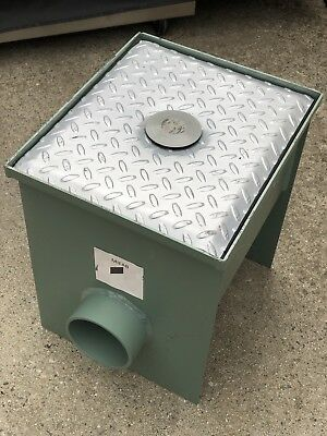NEW MIFAB SAMPLE SAMPLING BOX for GREASE OIL INTERCEPTOR COLLECTOR