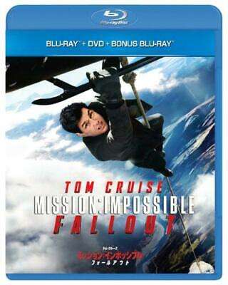 Mission: Impossible - Fallout (Blu-ray, DVD, First Limited Production)