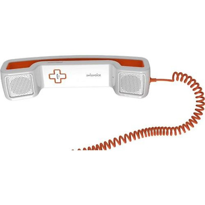 Swissvoice ePure corded handset CH05 - iconic design handset for smartphone  -
