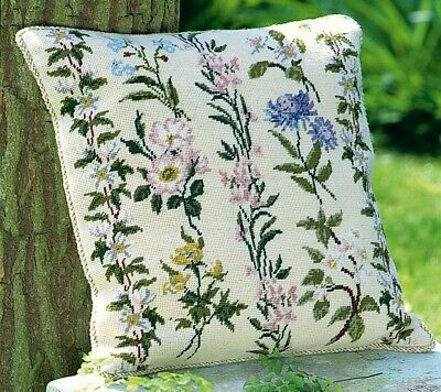 EHRMAN COUNTRY STRIPE by DAVID MERRY - TAPESTRY NEEDLEPOINT KIT - DISCONTINUED