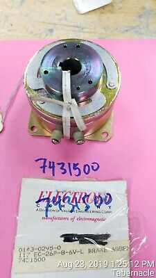 Label Aire 7431500 Brake 1/2 Bore 2111 2114 2115 Electroid 117-EC-26B-8-6v-L