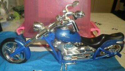 Bratz motorcycle - fits Barbie doll - blue, battery for sounds toy Christmas !!!