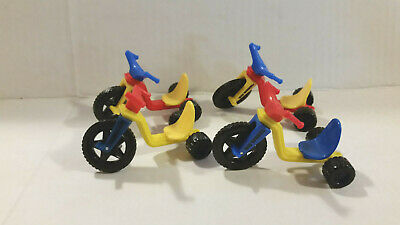 Barbie Doll 1:6 Miniature Big Wheel Tricycle for Tommy or Kelly