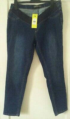 Blooming Marvellous at Mothercare maternity skinny jeans Size 18R BNWT