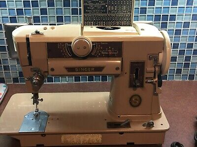Singer 401 A Sewing Machine