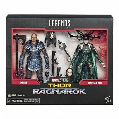 Marvel Legends 80th Anniversary - Skurge and Hela 2 pack