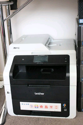 Brother wifi printer scanner copier laser colour