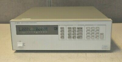 Agilent 6627A DC Power Supply, Quad-Output *As-Is*