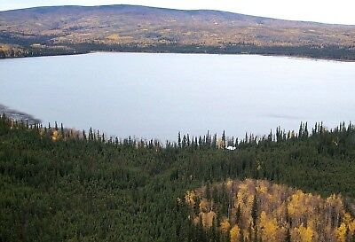 3.86 Acres Deadman Lake, Alaska - $8,100 - $225 Down / $225/Month / 0% Interest!