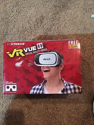 Xtreme VR Vue 2 Virtual Reality Viewer GET IT FAST ~ US SHIPPER