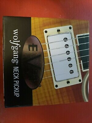 EVH WOLFGANG HUMBUCKER Electric Guitar BRIDGE Pickup - Black ... on