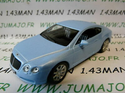 DC1N VOITURE 1/43 IXO déagostini russe dream cars : BENTLEY Continental GT