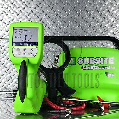 Subsite Ditch Witch Utiliguard T5 Cable/Pipe Utility Locator A-frame Fault Find