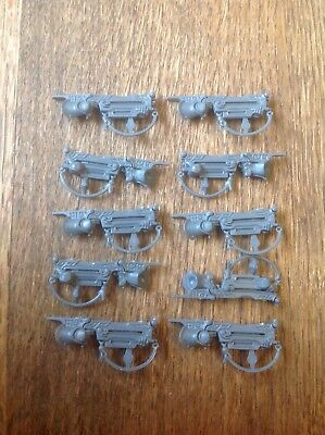 Warhammer AOS Stormcast Eternals Spares Weapons Crossbows Guns Arms (c) Bits Box