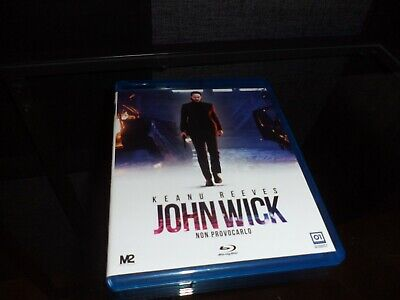 "bluray""john wick""k.reeves raro fuori catalogo"