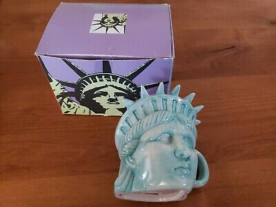 Statue Of Liberty Shaped Coffee Mug New York City Cup