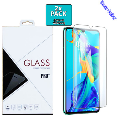 Gorilla Tempered Glass Screen Protector Cover for Huawei Y5 Y6 Y7 Y9 2019 Pro
