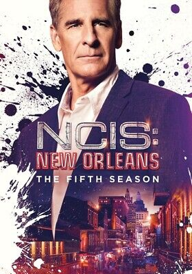 NCIS: New Orleans - The Fifth Season (DVD,2019)