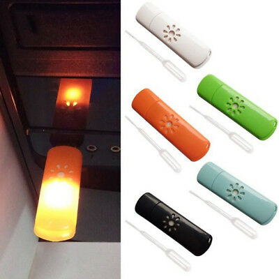 Mini Usb Car Aromatherapy Diffuser Aroma Humidifier Essential Oil Air Scaven es