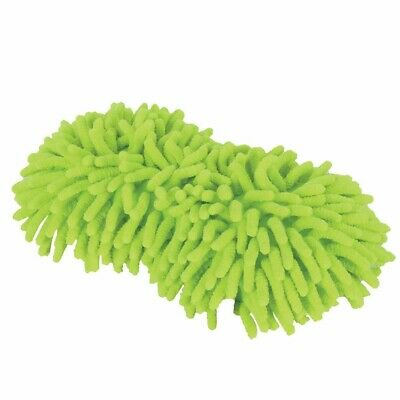 Oxford Products Microfibre Noodle Motorcycle Cleaning Sponge - Fluo (OX252)