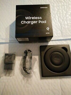Samsung Wireless Charger Fast Charge Pad Qi P3100TBEGUS