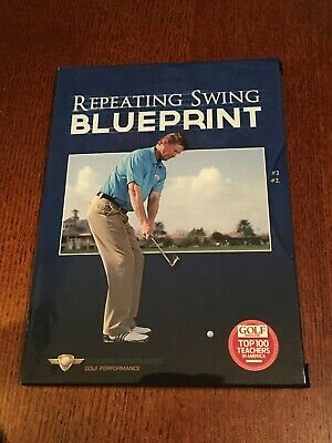Golf Repeating Swing Blueprint Shawn Humphries 3 DVD set
