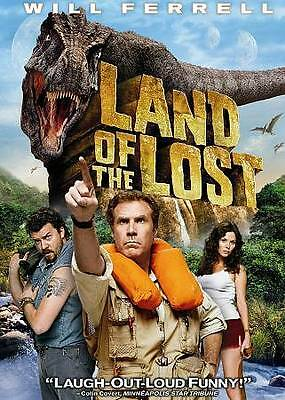 Land of the Lost (DVD, Widescreen) - **DISC ONLY**