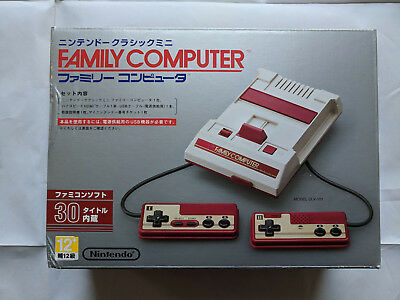 Nintendo NES Classic Mini Famicom Edition OEM HDMI Console Official Product NTSC