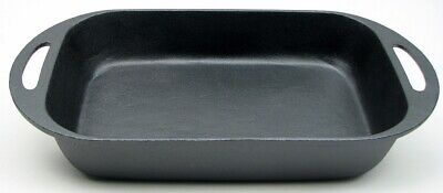 Old Mountain Cast Iron Pre-seasoned Large Baking Pan