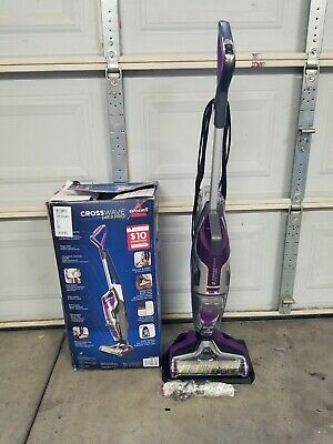 BISSELL Crosswave Pet Pro All in One Wet Dry Vacuum Cleaner & Mop 2306A