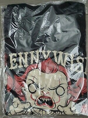 Funko Pop! Tees IT PENNYWISE You'll Float Too T-shirt Size M Hot Topic Exclusive