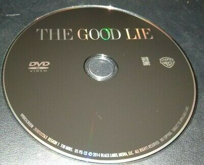 The Good Lie BLURAY 2014 Witherspoon DISC ONLY NO CASE FREE SHIPPING