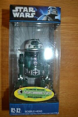 Nib Funko Wacky Wobbler Star Wars R2-Q2 Bobblehead Rare Limited Edition