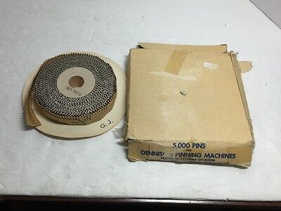 Denison Pins For Pinning Machines 1983 Usa TT060316