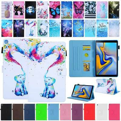 """For Samsung Galaxy Tab A 8"""" inch 2019 T290 T295 Tablet Stand Leather Case Cover"""