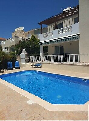 Cyprus Holiday Villa To Rent With Car: 3 Bed + Private Pool. 21st to 31st Dec 19