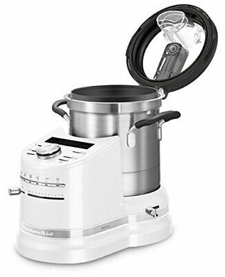 KitchenAid Artisan Cook Processor 5KCF0103EFP Frosted Pearl - Retourware