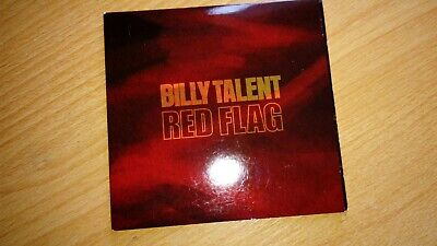 Billy Talent Red Flag Rare CD