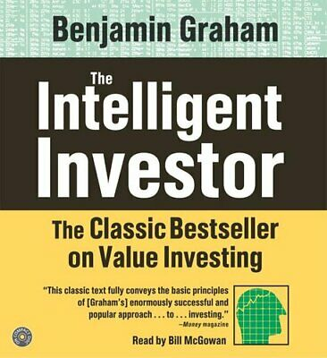 The Intelligent Investor The Classic Text on Value Investing 9780060793838