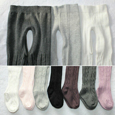 Infant Baby Kids Girl Cotton Tights Socks Stockings Pants Hosiery Pantyhose Fine
