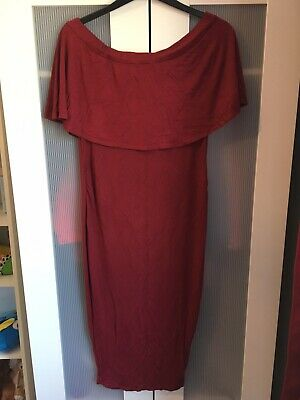 Boohoo Maternity Dress Size 12