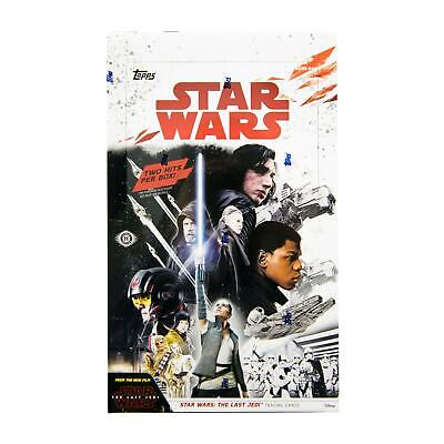 Star Wars The Last Jedi Hobby Box (Topps 2017)