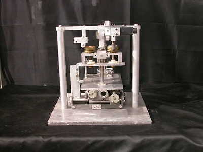 Dental X, Y Axis Positioning Table Press Positioner ???