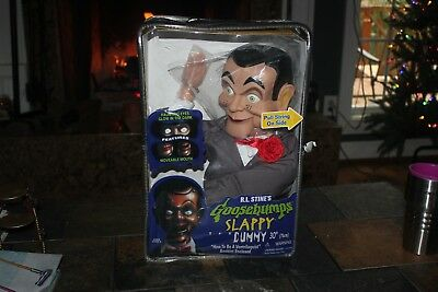 Goosebumps Slappy Dummy  Ventriloquist Revealed And Deluxe Kit