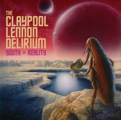 The Claypool Lennon Delirium - South Of Reality   Cd New+
