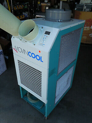 MovinCool Classic Plus 26 Spot Cooling Portable Air Conditioner AC Unit *TESTED*