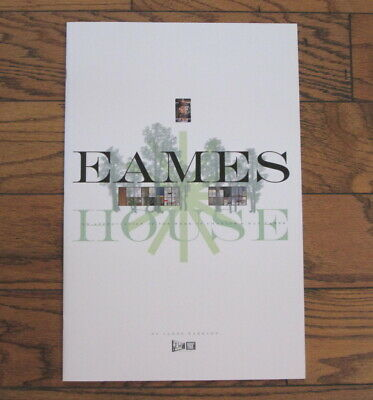 Eames House (Of 1949) An Appreciation Of The Work Of Charles & Ray Eames, Folio