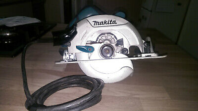 Makita HS6601 165mm Circular saw 110v Used but great working order